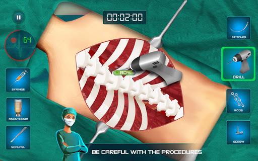 Surgeon Doctor 2018 Virtual Job Sim 1.6 screenshots 8