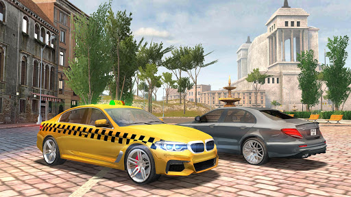 Taxi Sim 2020 1.2.9 screenshots 21