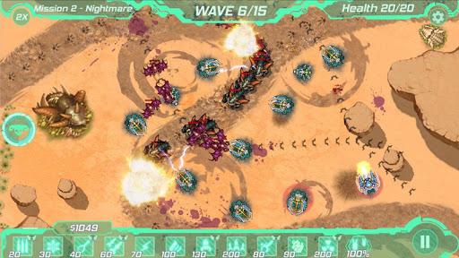 Tower Defense Zone 1.3 screenshots 5