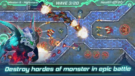 Tower Defense Zone 1.3 screenshots 8