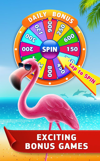 Tropical Beach Bingo World 7.5.0 screenshots 8