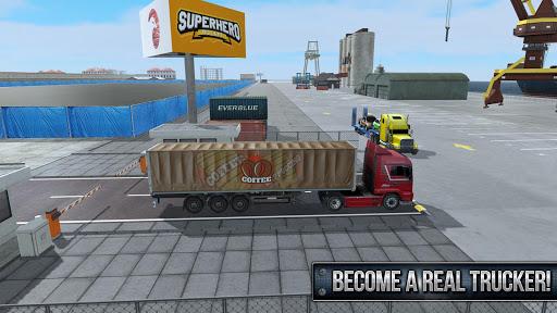 Truck Simulator 2017 2.0.0 screenshots 3