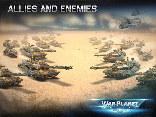 War Planet Online Real Time Strategy MMO Game 3.2.1 screenshots 15