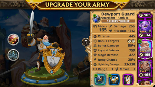 Warlords of Aternum 0.99.2 screenshots 4