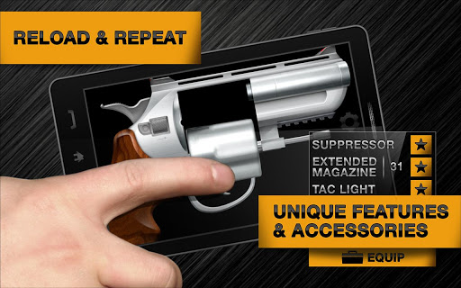 Weaphones Gun Sim Free Vol 1 2.4.0 screenshots 10