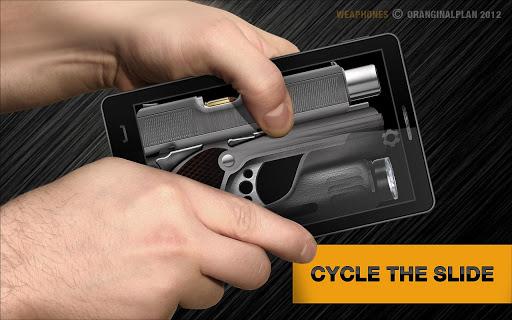 Weaphones Gun Sim Free Vol 1 2.4.0 screenshots 14