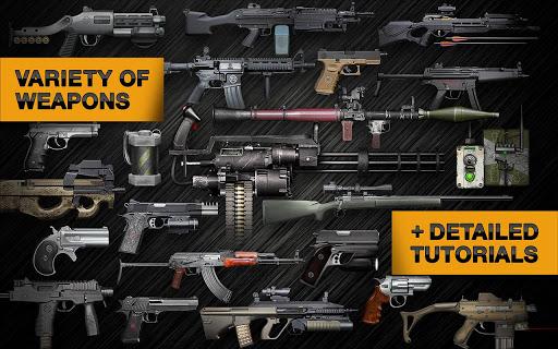 Weaphones Gun Sim Free Vol 1 2.4.0 screenshots 5