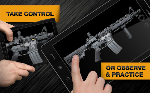 Weaphones Gun Sim Free Vol 1 2.4.0 screenshots 6
