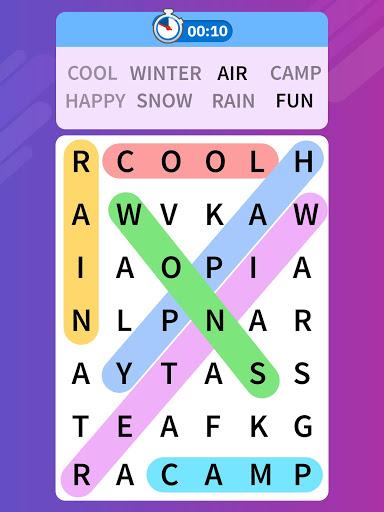 Word Search Blast – Word Search Games 1.2.2 screenshots 9