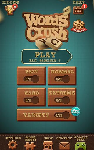Words Crush Hidden Words 20.0715.00 screenshots 15