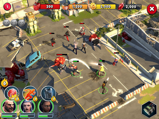 Zombie Anarchy Survival Strategy Game 1.3.1c screenshots 12