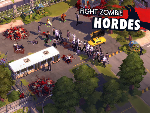 Zombie Anarchy Survival Strategy Game 1.3.1c screenshots 14
