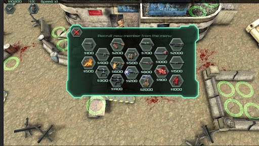 Zombie Defense 12.7 screenshots 1