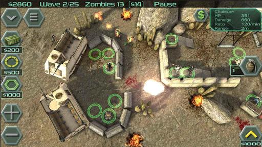 Zombie Defense 12.7 screenshots 8