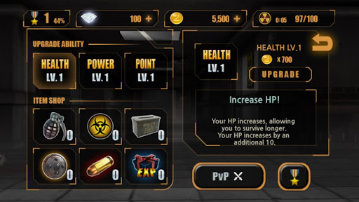 Zombie Hunter King 1.0.41 screenshots 5