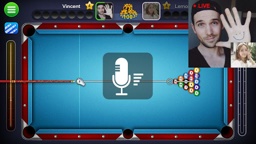 8 Ball Live – Free 8 Ball Pool Billiards Game 2.27.3188 screenshots 5