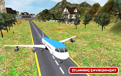Aeroplane Games City Pilot Flight 1.0.4 screenshots 14