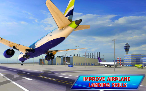 Aeroplane Games City Pilot Flight 1.0.4 screenshots 17