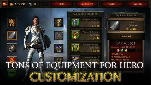 Arcane Quest Legends – Offline RPG 1.3.0 screenshots 10