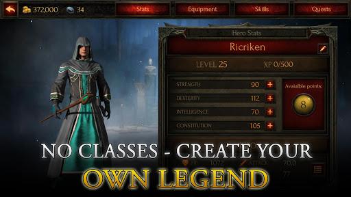Arcane Quest Legends – Offline RPG 1.3.0 screenshots 3