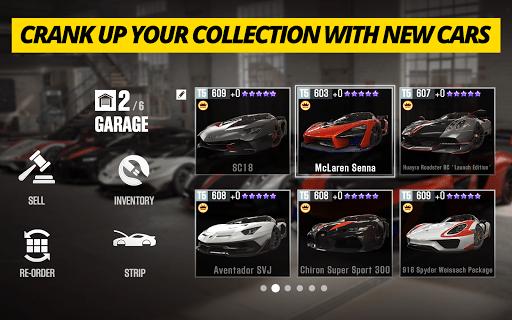 CSR Racing 2 Free Car Racing Game screenshots 4