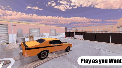 Car Parking and Driving – 3D Simulator 1.10 screenshots 5