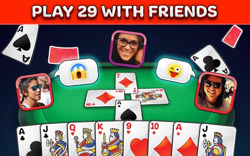 Card Game 29 – Multiplayer Pro Best 28 Twenty Nine p10000000006 screenshots 11
