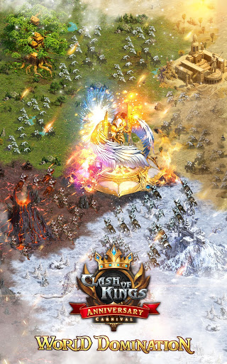 Clash of Kings Newly Presented Knight System 6.09.0 screenshots 15