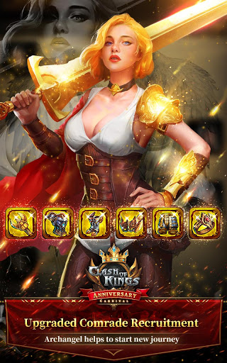 Clash of Kings Newly Presented Knight System 6.09.0 screenshots 4