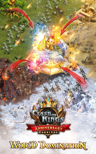 Clash of Kings Newly Presented Knight System 6.09.0 screenshots 5
