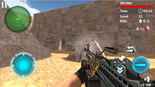 Counter Terrorist Attack Death 1.0.4 screenshots 4