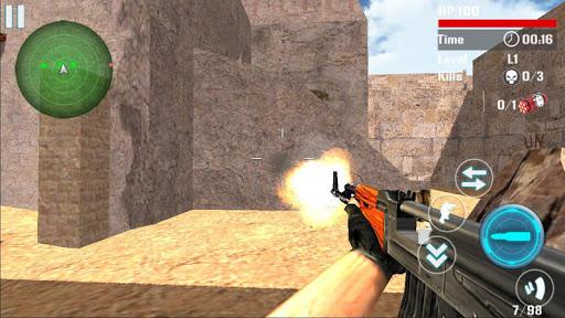 Counter Terrorist Attack Death 1.0.4 screenshots 6