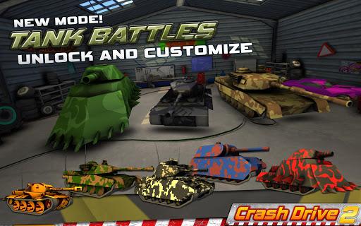 Crash Drive 2 3D racing cars 3.70 screenshots 10