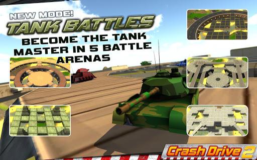 Crash Drive 2 3D racing cars 3.70 screenshots 11