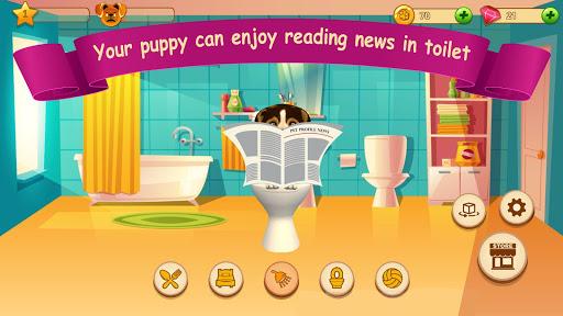 Cute Puppy Love Virtual Pet Care amp Dog Simulator 1.0.3 screenshots 4