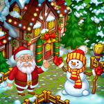 Download Farm Snow: Happy Christmas Story With Toys & Santa 1.74 APK