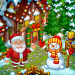 Download Farm Snow: Happy Christmas Story With Toys & Santa 1.74 APK