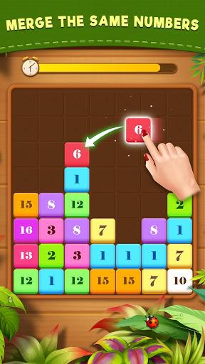 Drag n Merge Block Puzzle 2.8.1 screenshots 1