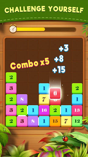 Drag n Merge Block Puzzle 2.8.1 screenshots 3