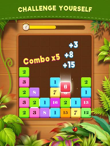 Drag n Merge Block Puzzle 2.8.1 screenshots 8