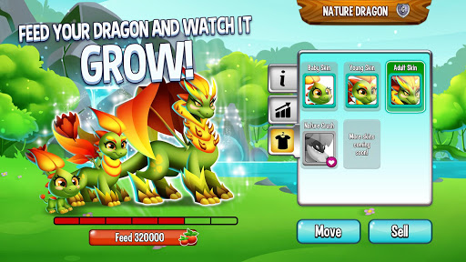 Dragon City screenshots 1