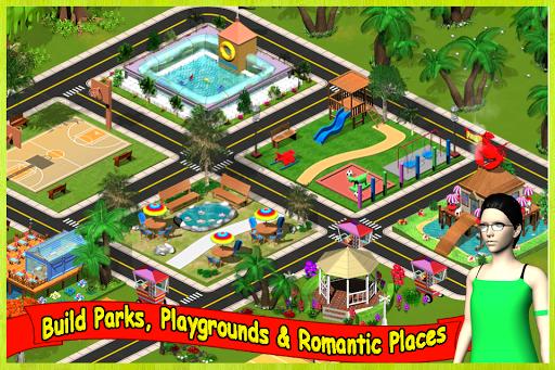 Dream Town – City Building Sim 2.0.1 screenshots 3