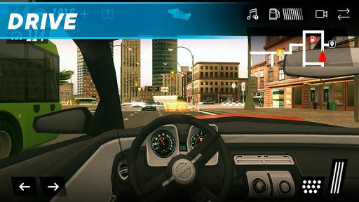 Driving Car Simulator 2.0 screenshots 1
