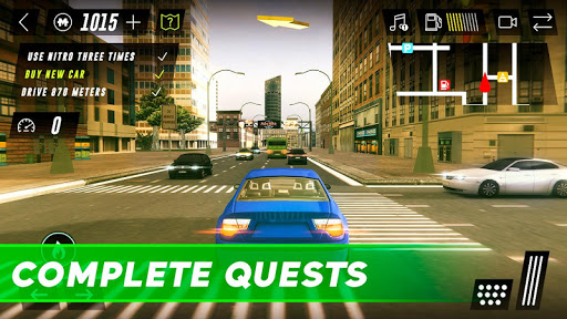 Driving Car Simulator 2.0 screenshots 2