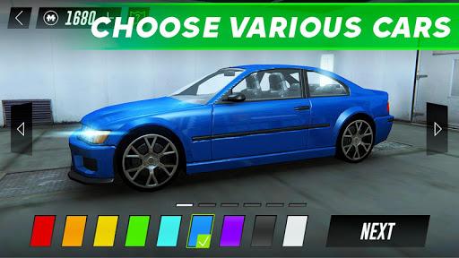Driving Car Simulator 2.0 screenshots 7