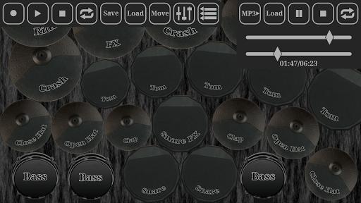 Electronic drum kit 2.07 screenshots 2