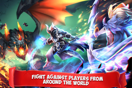 Epic Summoners Hero Legends – Fun Free Idle Game 1.0.0.155 screenshots 1