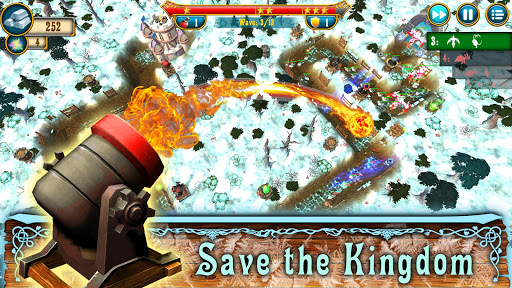 Fantasy Realm TD Tower Defense Game 1.29 screenshots 20