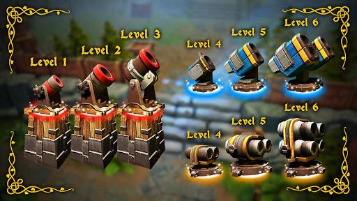 Fantasy Realm TD Tower Defense Game 1.29 screenshots 5