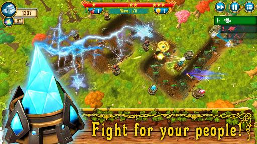 Fantasy Realm TD Tower Defense Game 1.29 screenshots 6